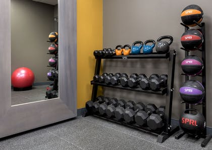 Gym | The Hayes Street Hotel Nashville