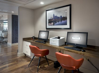 Business Center | The Hayes Street Hotel Nashville