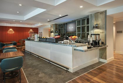 Breakfast Area | The Hayes Street Hotel Nashville