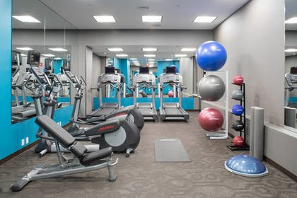 Sports Facility | Fairfield Inn & Suites New York Queens/Fresh Meadows