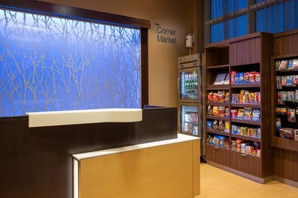 Snack Bar | Fairfield Inn & Suites New York Queens/Fresh Meadows
