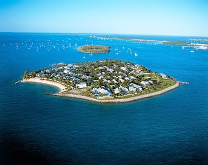 Aerial View | Sunset Key Cottages