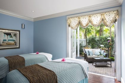 Treatment Room | Sunset Key Cottages