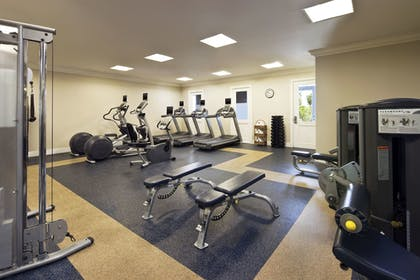 Fitness Facility | Sunset Key Cottages