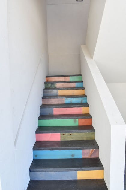 Staircase   Hotel Bella