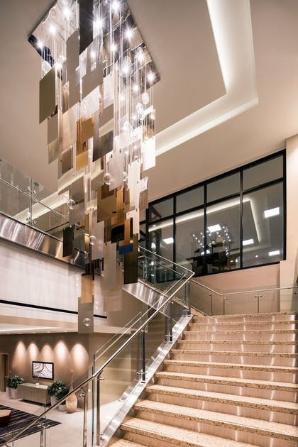 Staircase | Residence Inn Phoenix Downtown