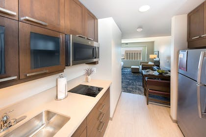In-Room Kitchen | Residence Inn Phoenix Downtown