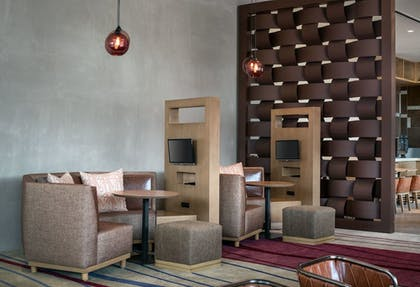 Lobby Sitting Area | Residence Inn Phoenix Downtown