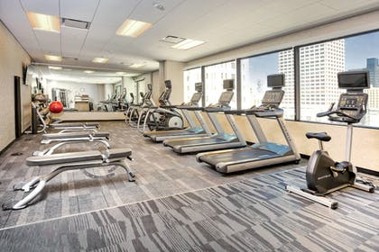 Sports Facility | Residence Inn Phoenix Downtown