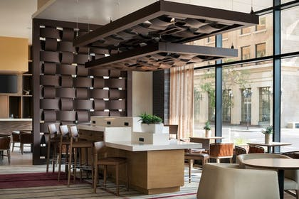 Lobby Lounge | Residence Inn Phoenix Downtown