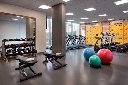 Sports Facility | Residence Inn Washington Capitol Hill/Navy Yard