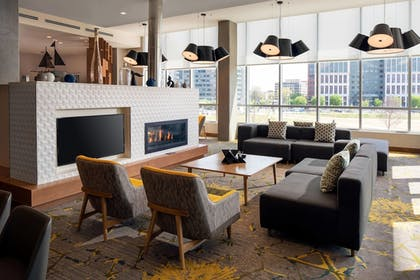 Hotel Bar | Residence Inn Washington Capitol Hill/Navy Yard