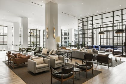 Lobby | Kimpton Everly Hotel