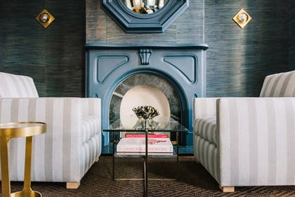 Lobby Lounge | 86 Cannon Charleston - Adults Only