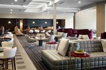 Lobby | Marriott Columbus University Area
