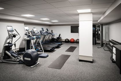Fitness Facility | The Darcy Hotel