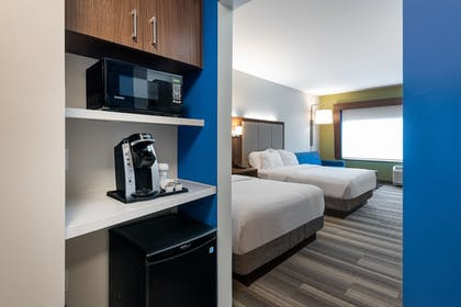 In-Room Amenity | Holiday Inn Express Queensbury - Lake George Area