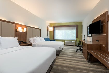 Guestroom | Holiday Inn Express Queensbury - Lake George Area