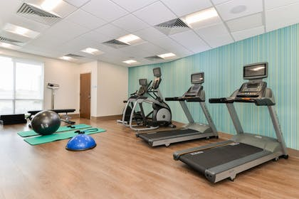 Fitness Facility | Holiday Inn Express & Suites Ogallala