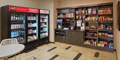 Snack Bar | Candlewood Suites Newark South - University Area