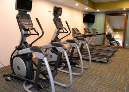 Fitness Facility | Holiday Inn Express & Suites Pittsburgh - Monroeville