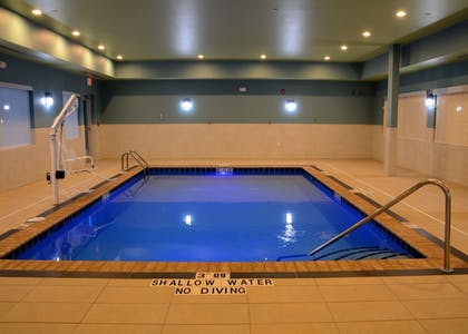 Pool | Holiday Inn Express & Suites Pittsburgh - Monroeville