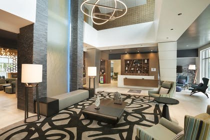 Lobby | Four Points by Sheraton Miami Airport