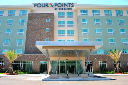 Hotel Front | Four Points by Sheraton Miami Airport