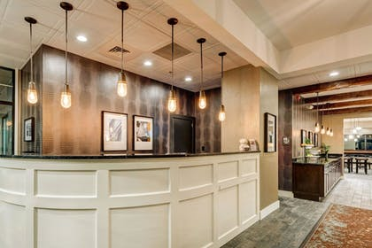 Lobby | The Garrison Hotel & Suites Dover-Durham, Ascend Collection