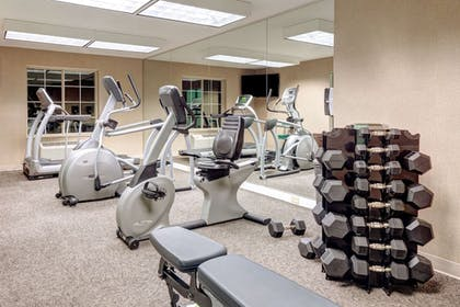 Fitness Facility | The Garrison Hotel & Suites Dover-Durham, Ascend Collection