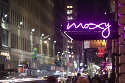 Exterior | Moxy NYC Times Square