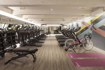 Fitness Studio | Moxy NYC Times Square