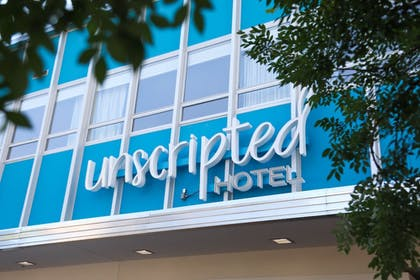 Hotel Front   Unscripted Durham