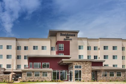 Hotel Front | Residence Inn by Marriott Dallas Plano/Richardson at Coit Rd