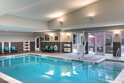 Indoor Pool | Residence Inn by Marriott Dallas Plano/Richardson at Coit Rd