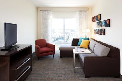 Living Area | Residence Inn by Marriott Dallas Plano/Richardson at Coit Rd
