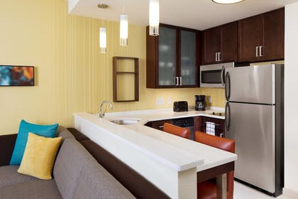 In-Room Kitchen | Residence Inn by Marriott Dallas Plano/Richardson at Coit Rd