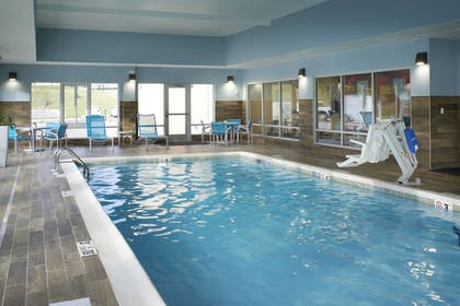 Indoor Pool   TownePlace Suites by Marriott Richmond