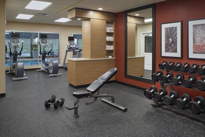 Fitness Facility   TownePlace Suites by Marriott Richmond