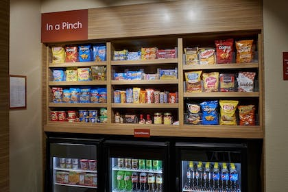 Snack Bar   TownePlace Suites by Marriott Richmond
