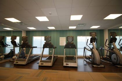 Fitness Facility | Holiday Inn Express & Suites Kirksville - University Area