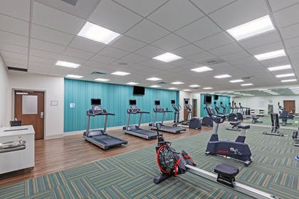Fitness Facility | Holiday Inn Express & Suites Chanute