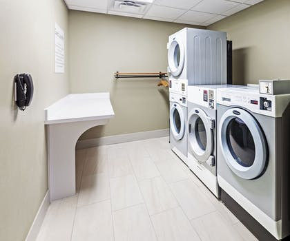 Laundry Room | Holiday Inn Express & Suites Chanute