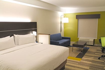 Guestroom | Holiday Inn Express & Suites St. Louis South - I-55