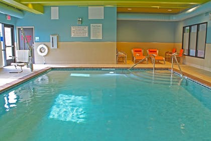 Pool | Holiday Inn Express & Suites St. Louis South - I-55