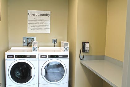 Laundry Room | Holiday Inn Express & Suites St. Louis South - I-55