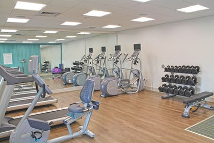 Fitness Facility | Holiday Inn Express & Suites St. Louis South - I-55