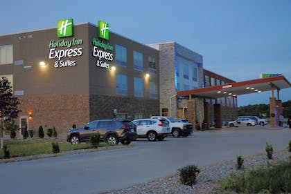 Exterior | Holiday Inn Express & Suites Columbia City