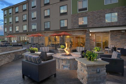 Terrace/Patio | TownePlace Suites by Marriott Denver South/Lone Tree