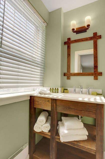 Bathroom Sink | Allenberry Resort